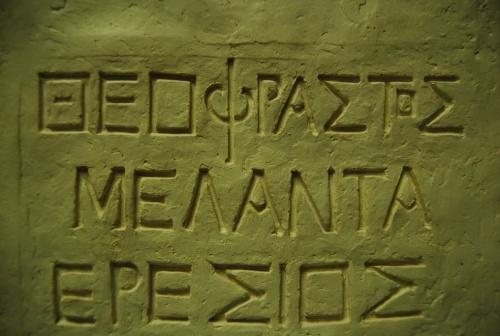 theophrastusinscription