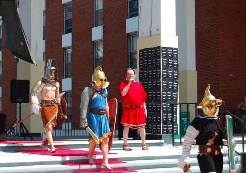 gladiatorscarpet