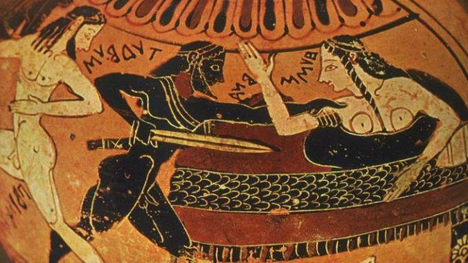 Image result for Ancient Greek Tydeus