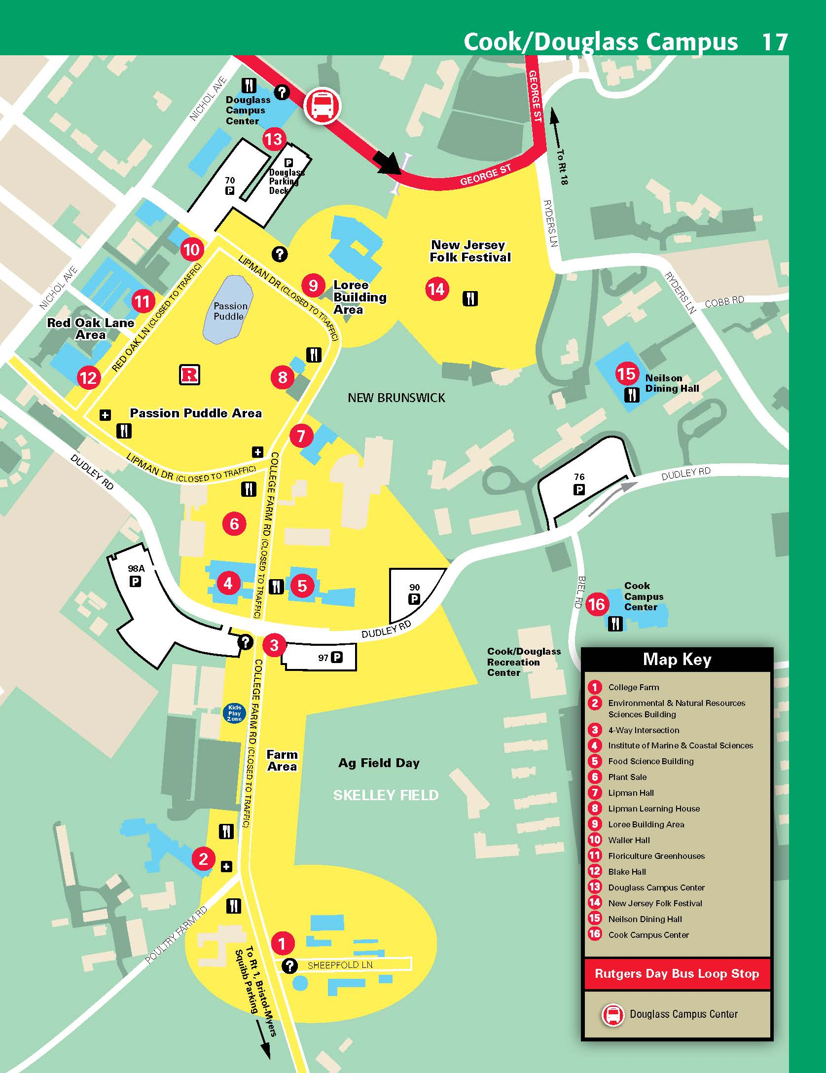 Rutgers Douglass Campus Map.Back Once Again Rutgers Day In Its 2013 Edition Saturday 27 April