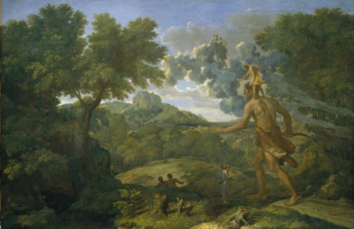 Poussin_Blind_Orion